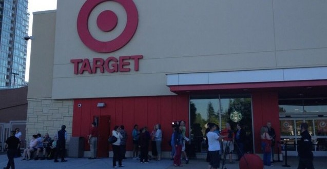 Target Canada to Officially Begin Liquidation Process