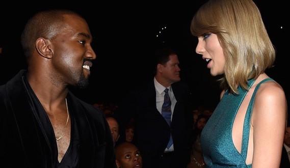 Taylor Swift skipped Kanye West's Fashion show