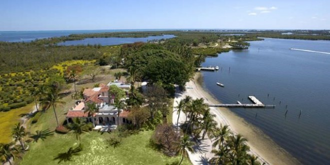 Florida Island For Sale : This $25M private island paradise could be your dream home (Photo)
