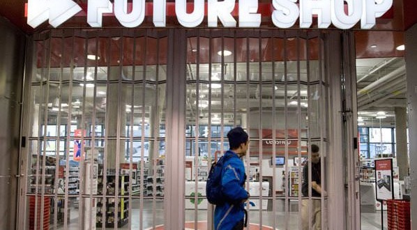 Future Shop Closing Canadian Stores, converting some to Best Buy locations