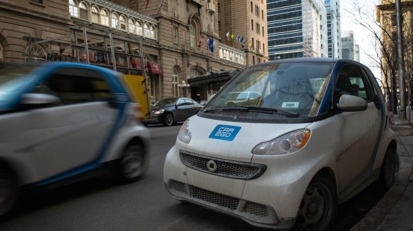 Nenshi helps council pass limits on Car2Go parking 'clusters', Report