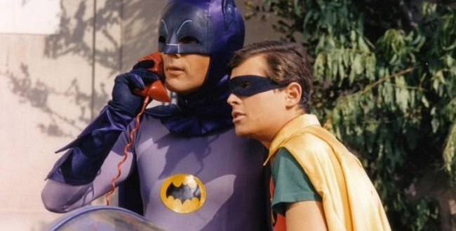 Adam West and Burt Ward to return as Batman and Robin in 2016