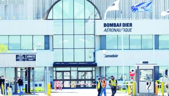 Bombardier set to slash 1750 jobs, mostly in Canada