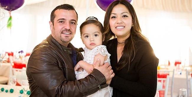 Eric Lembo And Trang Nguyen : Couple defends spending $50K on three-year-old s party