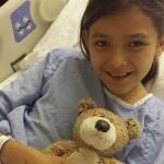 Allexis Siebrecht, 11, undergoing liver transplant in Toronto