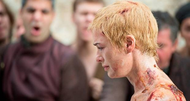 'Game of Thrones' Reaction: Lena Headey on Cersei's Long; Humiliating Walk