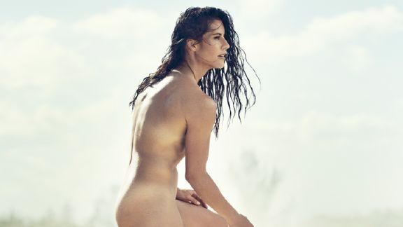 "Aly Raisman in ESPN's Body Issue: ""Everything I put into my body is for gymnastics"" (Video)"