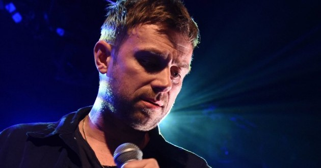 Damon Albarn physically removed from Roskilde stage 'Video'