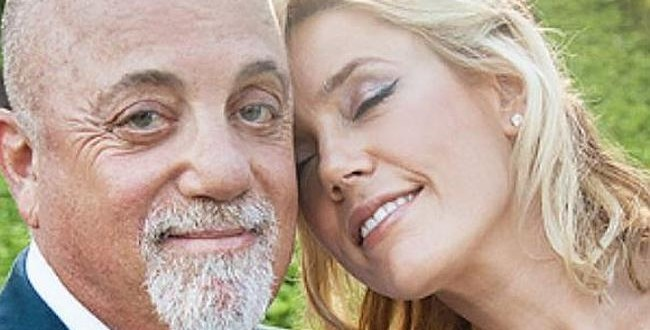 'Piano Man' Billy Joel Marries Alexis Roderick in Surprise Wedding at His Estate