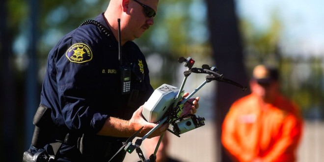 Taser Drones : North Dakota Allows Cops To Arm Their Drones With Tasers And Tear Gas, Report
