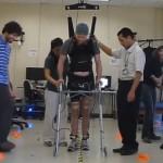 Brain-wave system: paralyzed man walks by brain power alone