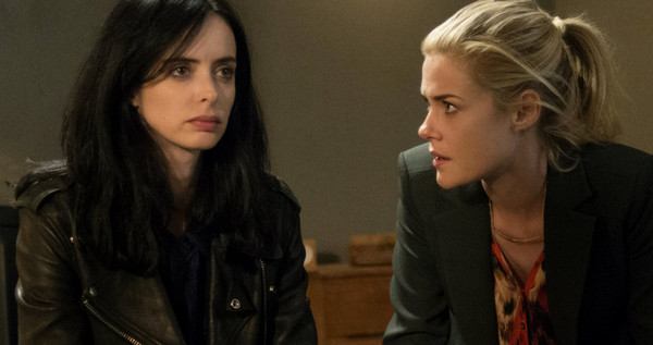Jessica Jones Trailer Teases Marvel's Next Netflix Series (Video)