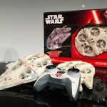 Millenium Falcon Drone Lets You Play Han Solo (Video)