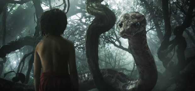"New 'Jungle Book' Trailer Reveals Disney's CG-Filled Remake ""Video"""