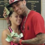 Ohio Bank robber arrested after posing with wads of cash on Facebook (Photo)