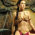 Princess Leia's slave costume entices at 'Star Wars' auction