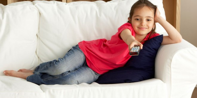 Toddlers hurt by toppling TVs, new study says