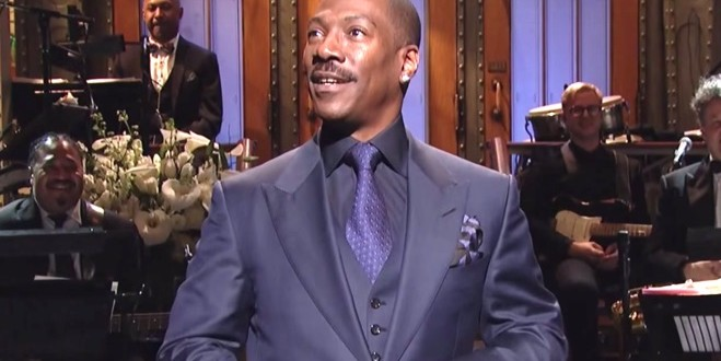 Eddie Murphy: Actor Explains Refusal to Play Bill Cosby for SNL 40th