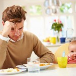Expectant dads also get depressed, new study says