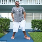 Jeffrey Ortega: Florida man with size 16 feet seeks funds for amputation