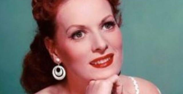 Maureen O'Hara: 'Legendary actress', dies aged 95