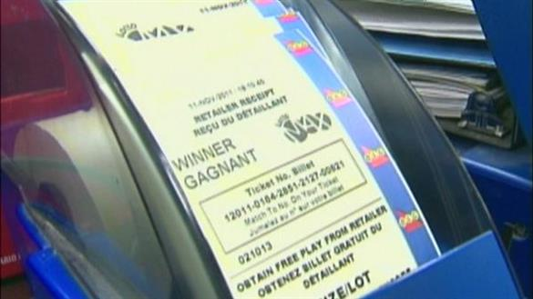 No winning ticket sold for $50 Million Lotto Max jackpot