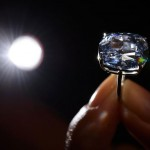 'Blue Moon' diamond fetches record $48.5 Million