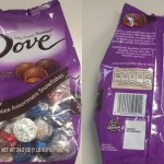 Dove Snickers Recall: 80000 Bags Of Holiday-Themed Dove Chocolates Recalled From Walmart Stores