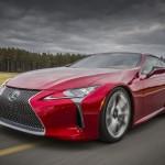 Lexus Reveals Stunning LC 500, Unleashes 467HP (Photo)