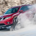 Nissan Rogue Warrior gets snow tracks, and it's awesome (Video)