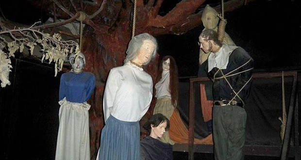 """Salem witch trials site confirmed by scientists """"Report"""""""