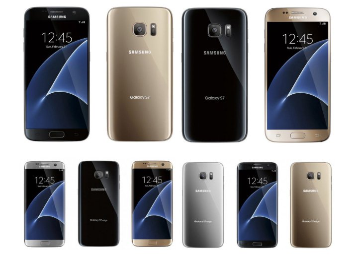 Galaxy S7 & S7 Edge To Launch In 60 Countries On March 11th, Report