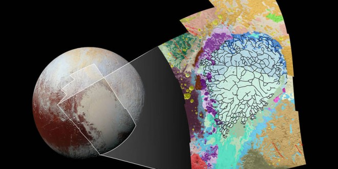 Researchers dissect Pluto's heart, for geology's sake