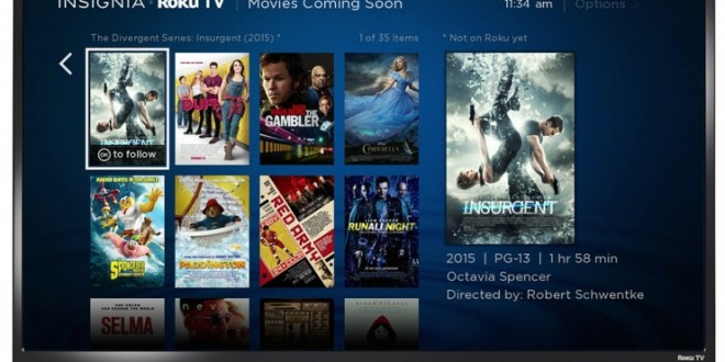 Best Buy Launches First Insignia 4K UHD Roku TVs, pricing starts at $399.99