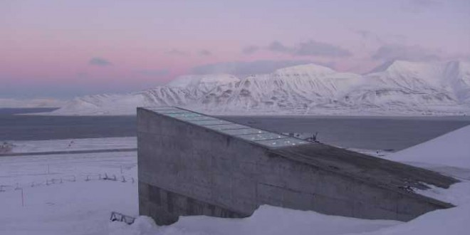 """Doomsday Vault holds key to surviving post-apocalyptic world """"Photo"""""""