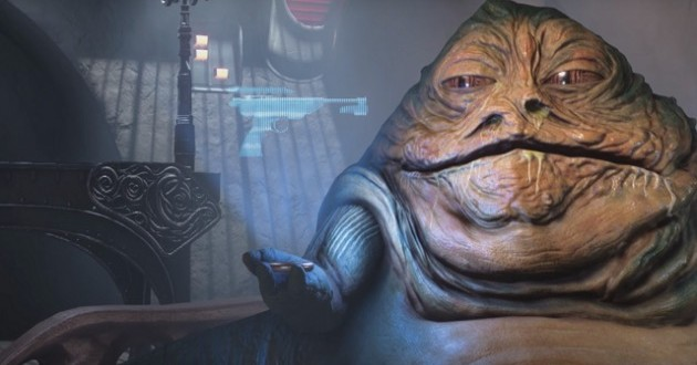 "Jabba The Hutt missions coming to Star Wars Battlefront ""Video"""