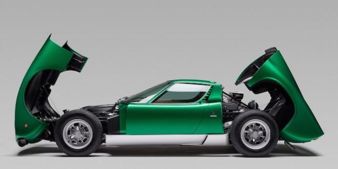 Lamborghini to mark Miura SV (Super Veloce) milestone at Amelia Island