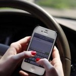 Richmond RCMP share distracted driver's previous infractions (Photo)