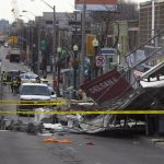 Structure collapses in Toronto, at least seven injured (Photo)