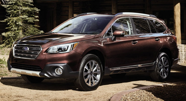 2017 Subaru Outback Legacy Get New Trims Photo Canada Journal News Of The World