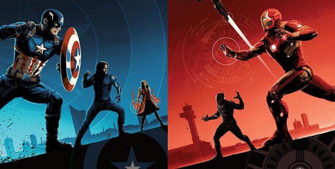"""Captain America Civil War 2016: Super-Bro Against Super-Bro """"Trailer"""""""
