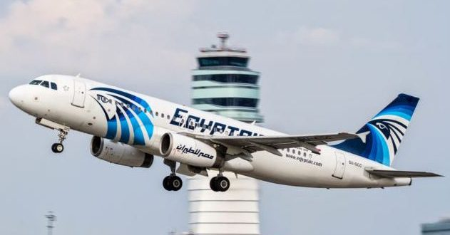 "Bomb threat: ""EgyptAir jet"" makes emergency landing in Uzbekistan"