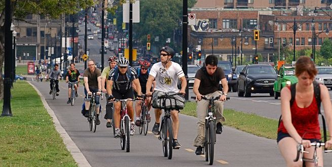 Cycling is even more popular in Quebec, says new study