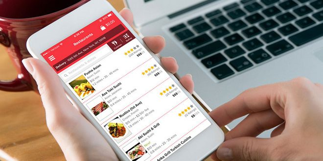 Grubhub Adds Apple Pay To Food Delivery Apps, Report