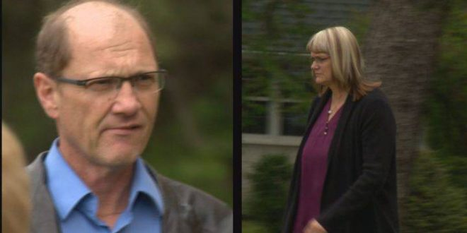 Nicholson and Vey found guilty, Report