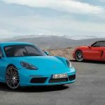 2017 Porsche 718 Cayman: The hardtop Boxster is here (Video)