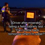 Abbotsford police poke fun at drivers