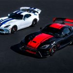 Limited Edition Dodge Vipers are Sold
