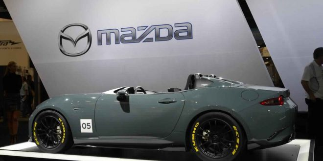 Next Generation Mazda MX-5 could use carbon fiber to cut weight