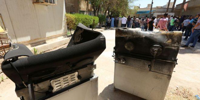 Electrical Fire At Iraqi Hospital Kills Eleven Babies
